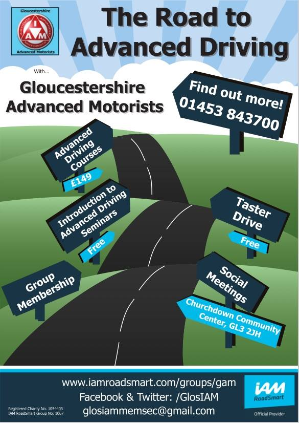 glos.info glos iam road map