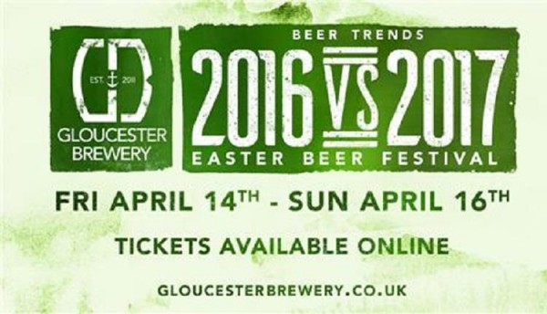 glos.info gloucester brewery easter beer festival
