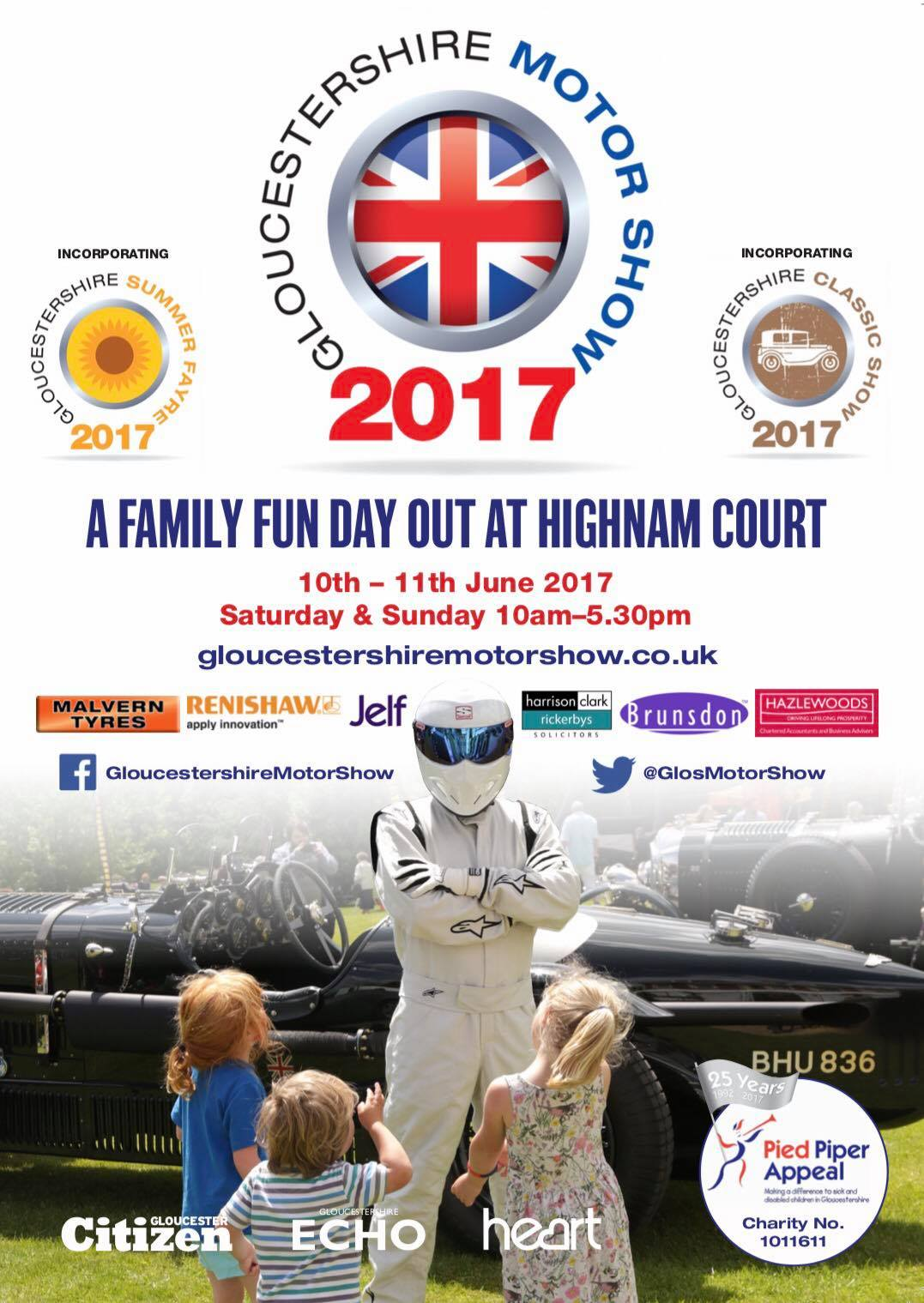 glos.info gloucestershire motor show 2017 444f1d