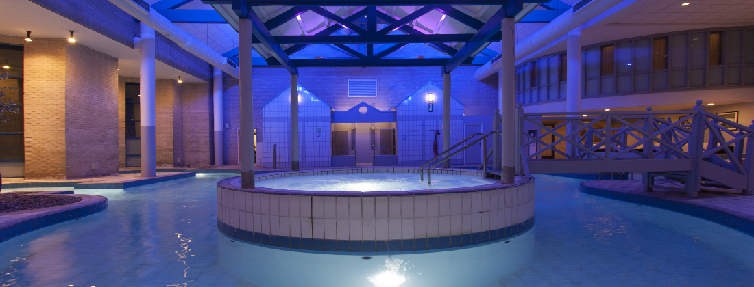 Hallmark Hotel Gloucester Swimming Pool