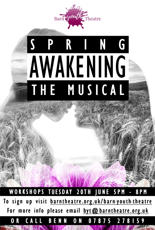glos.info the barn youth theatre spring awakening