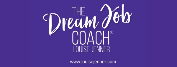 glos.info the dream job louise jenner header