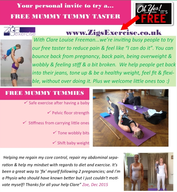 glos.info zigs exercise mummy tummies 1
