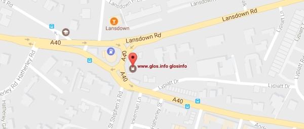 glosinfo shop Cheltenham