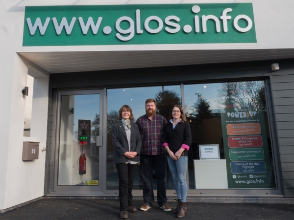glosinfo Team Photo