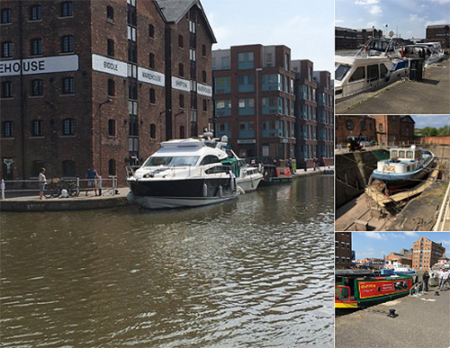 gloucester docks photo 2016