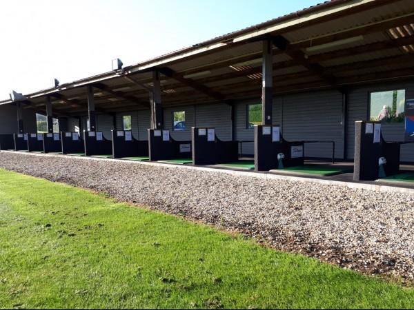 Brickhampton Court Golf Complex