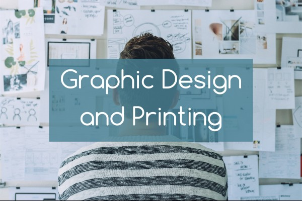 graphic design and printing listing