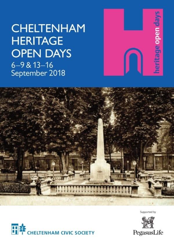 Cheltenham Heritage Open Days