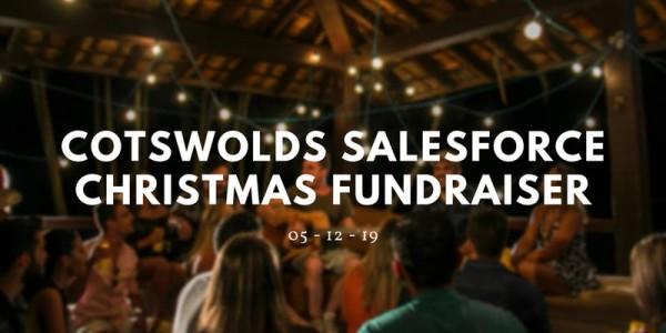 Cotswolds Salesforce Community Group Christmas Fundraiser