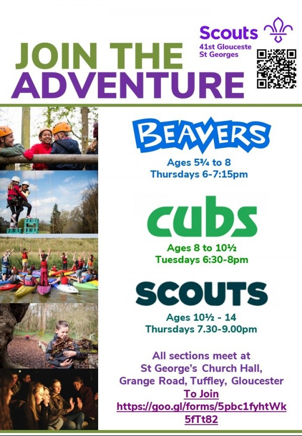join the adv scouts