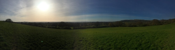 leckhampton hill cheltenham