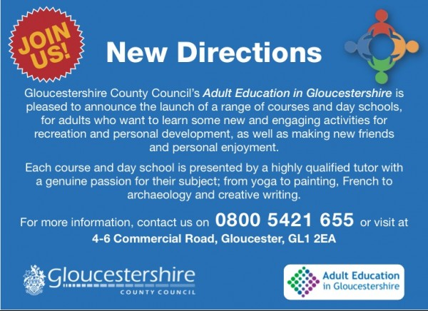 new directions info