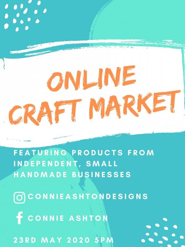 online craft fair