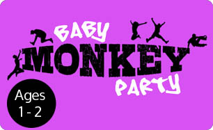 party baby monkey
