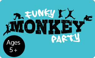 party funky monkey