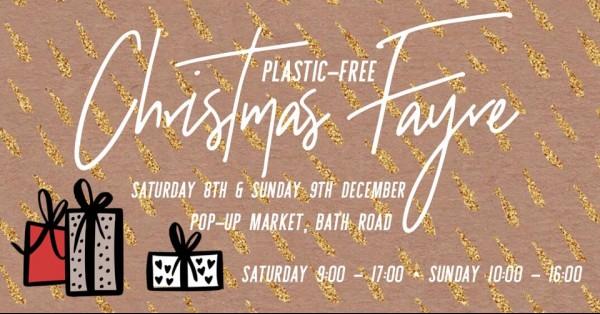 Plastic-Free Christmas Fayre