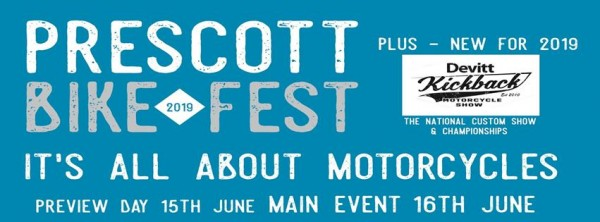 COMPETITION: WIN 1 of 5 Pairs of Weekend Tickets for the Prescott Bike Festival 2019