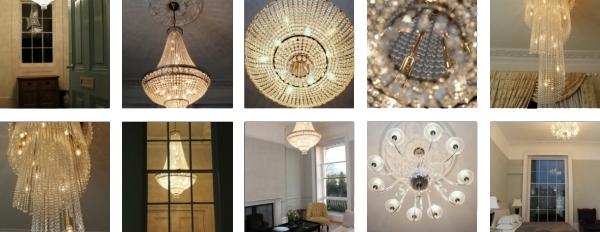 Regency Chandeliers & Interiors Gallery