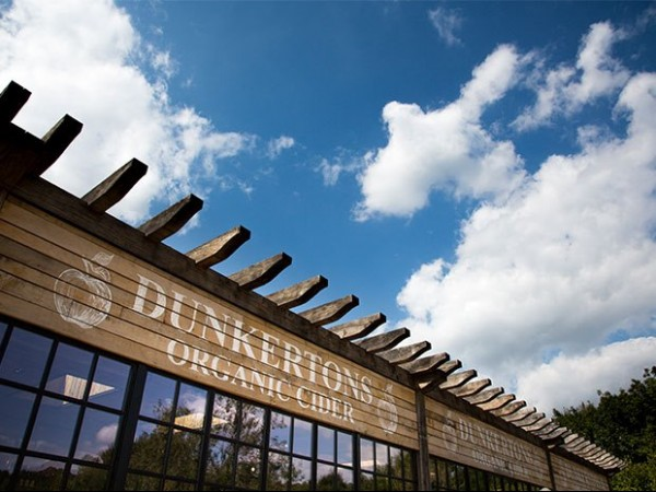 Dunkertons Cider Shop Open for Business as Usual & Now Offering Home Delivery Service