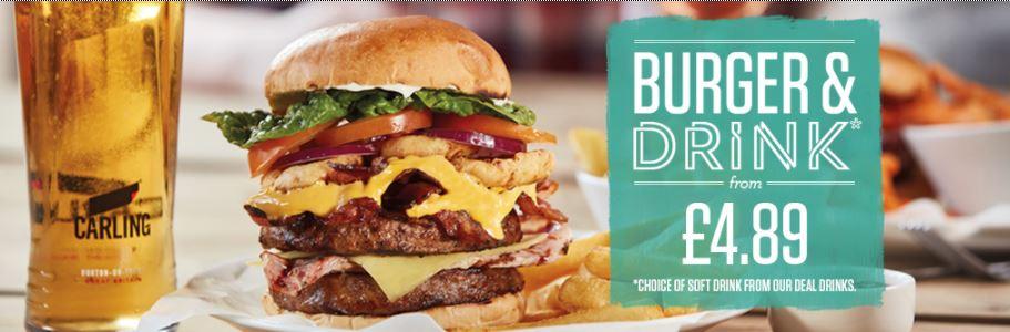 sizzler burger