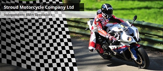 Stroud Motorcycle Company Ltd   independent BMW specialists in