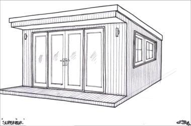 Cube Garden Rooms - Cotswolds Unique Bespoke Environments