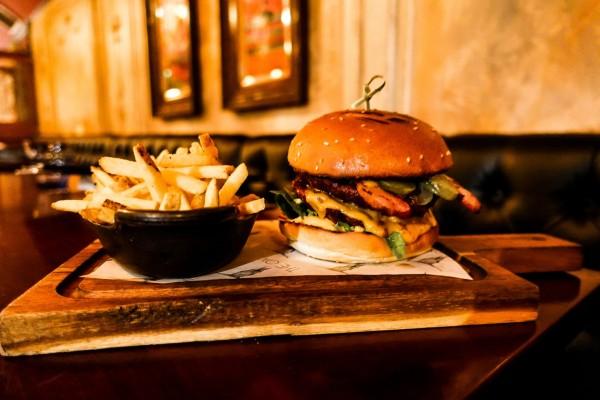 the ox burger