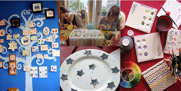 the paint it yourself pottery Glos.Info