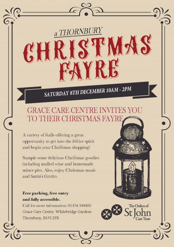 thornbury xmas fair