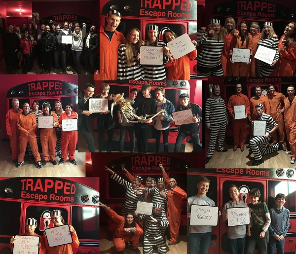 Trapped Escape Rooms Gloucester