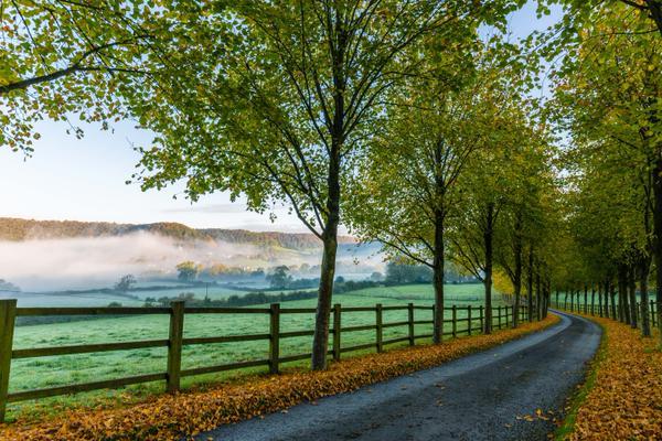 uley driveway countryside