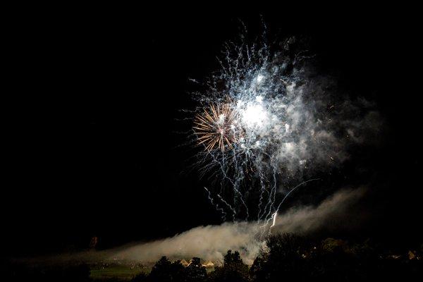uley fireworks