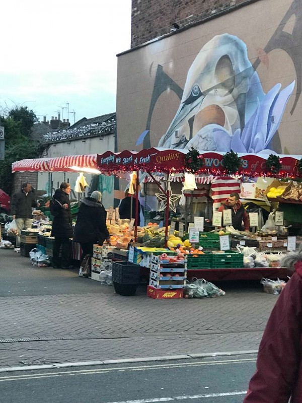 veg market cheltenham lower high street