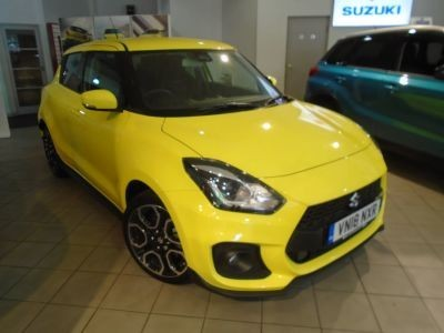 Suzuki Swift 1.4 Boosterjet Sport 5dr - £16,450