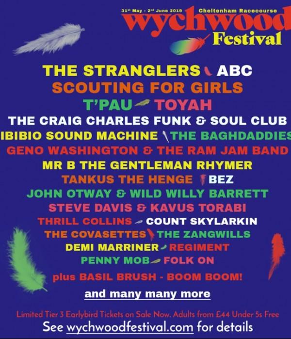 Wychwood Festival 2019