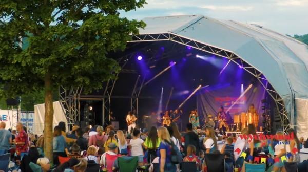 wychwood festival cheltenham