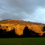 Leckhampton Hill & Devil's Chimney - photo