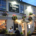 The London Inn: Friendly, local public house with 8 letting rooms and beer garden
