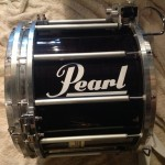 Pearl Marching Snare FFXP-1412 Pre-owned. -