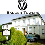 Badger Towers - Bed and breakfast with six comfortable ensuite guest rooms