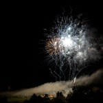 Uley Fireworks 2015 - photos