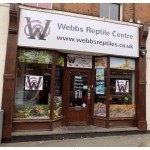 Webbs Reptile Centre: Gloucester Reptile Shop and New Aquatic Section!