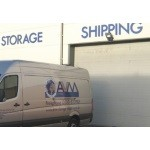 AVM Removals Logistics - Storage from £8 per Week!