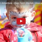 Henry's Easter Adventure - Over Farm Market (video)