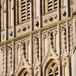PHOTO: Gloucester Cathedral in the evening sun