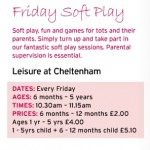 Friday Soft Play