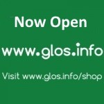 NOW OPEN - the www.glos.info shop