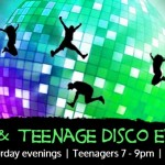 Adult & Teenage Disco Evenings
