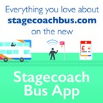 Stagecoach West introduce Dayrider Mobile tickets on their new FREE App!